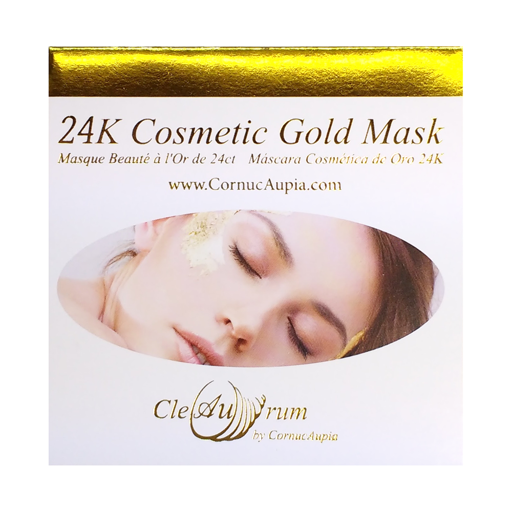 24K Gold Collagen Eye Mask
