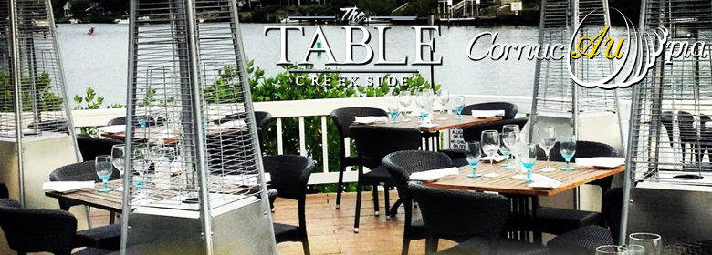 The Table Creekside Sarasota Florida DeiAurum By CornucAupia - The table sarasota