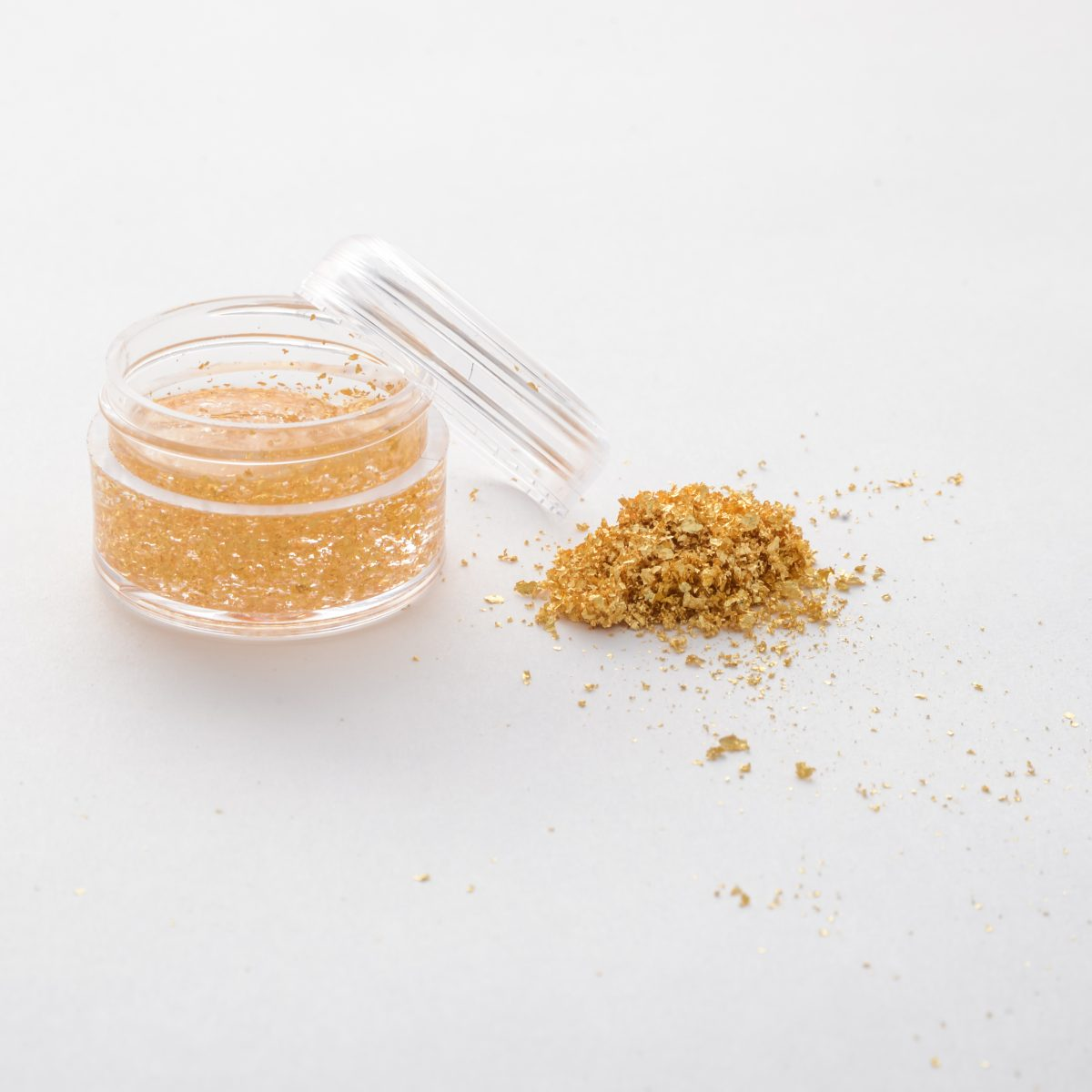 24 karat cosmetic gold