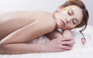 Anti Wrinkle Spa Gold Leaf Mask